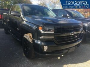 2018 Chevrolet Silverado 1500 LTZ  LTZ PLUS PACKAGE, MIDNIGHT ED