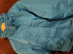 Ladies Winter Coat Large