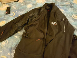 Vega motorcycle jacket HARDLY USED
