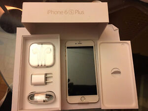 Apple Iphone 6s PLUS 16GB GOLD Rogers LIKE NEW