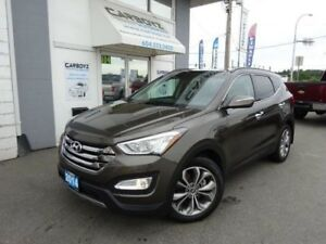 2014 Hyundai Santa Fe Limited AWD, Nav, Pano Roof, Leather, One