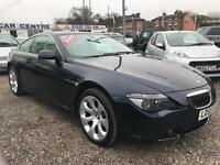 2005 BMW 6 SERIES 650i 2dr Auto