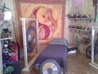 Sound Healing and Angel Readings