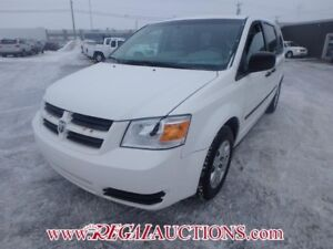 2010 DODGE GRAND CARAVAN  WAGON