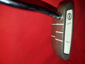WHITE HOT ODYSSEY golf putter right hand