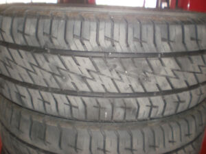 215 60 R 16 set of 4 barely used tires