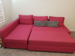 FRIHETEN - Sofa bed with storage FOR SALE