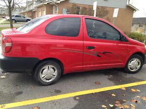 2000 Toyota Echo Hatchback