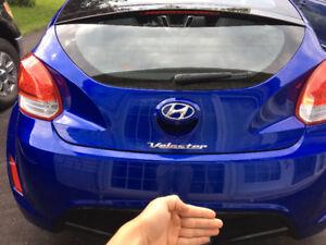 ***JAI LE CARPROOF*** 2014 Hyundai Veloster Tech Pack