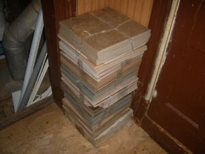 lots of assorted ceramic tiles