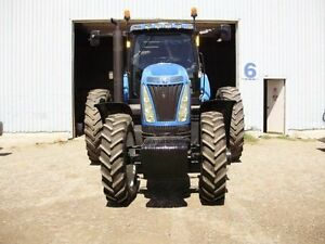 2006 New Holland TG215 Tractor London Ontario image 2