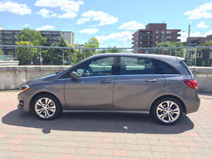 2015 Mercedes Benz B250 4Matic - Lease Takeover + $900 CASH
