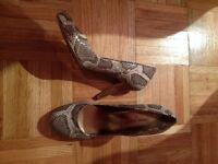 Nine West heels ... Size 6.5M