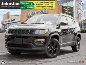 2018 Jeep Compass Altitude  - Power Liftgate - Heated Seats - $9