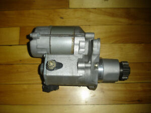 Toyota camry 1997-2001 Starter // Demarreur neuf et instal extra