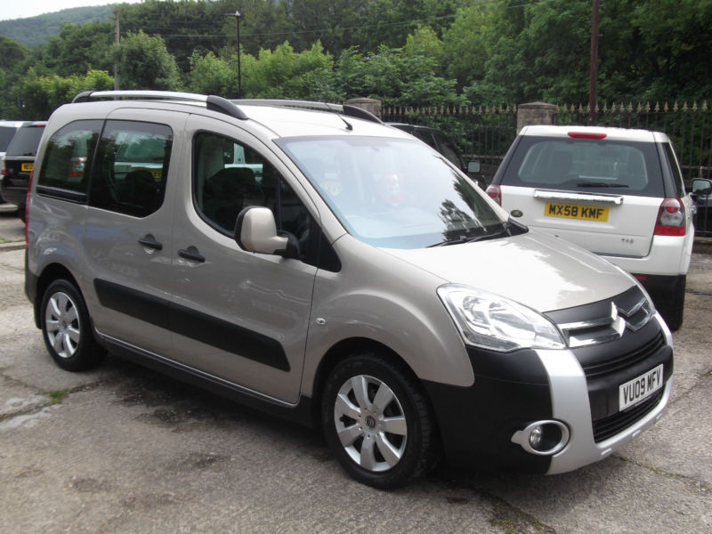2009 09 citroen berlingo 1 6hdi 110hp multispace xtr in sheffield south yorkshire gumtree. Black Bedroom Furniture Sets. Home Design Ideas