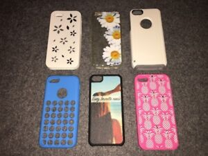 iPhone 5, 5s, 5c cases - Multiple types and colours
