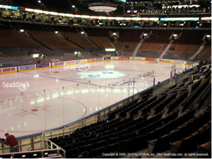 FOUR Gold Leafs Tickets HOME OPENER 10/2 vs. Sens