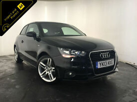2013 AUDI A1 S LINE TDI DIESEL 1 OWNER SERVICE HISTORY FINANCE PX WELCOME
