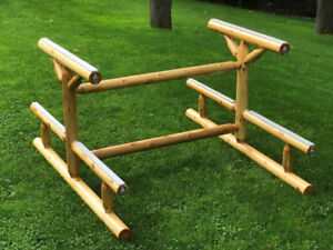 Reduced - End of Season Sale - Three Paddle Sports Support Rack