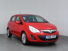 2011 VAUXHALL CORSA 1.4 Excite 5dr [AC]