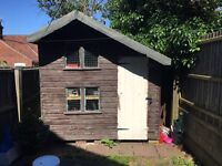8 X 6 shed / playhouse