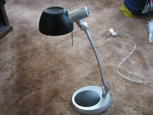 Desk lamp 50 watt Halogen