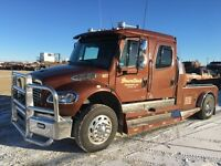 2008 Freightliner M2 sport chassis