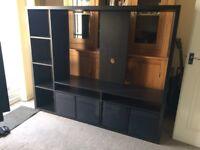 Large Ikea Lappland TV unit/ Stand