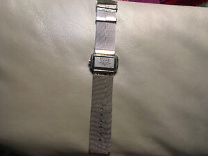 Never Worn Designer Modern-Look Watch