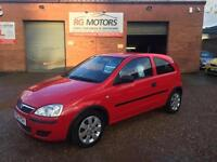 2004(54) Vauxhall Corsa 1.0i 12v Expression Red, IDEAL 1st CAR *ANY PX WELCOME*