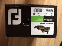 Footjoy green joy sandals size 9