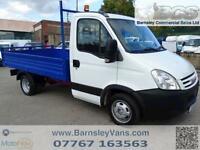 2008 08 IVECO DAILY 35C12 MWB 3.2M TIPPER EX COUNCIL ONLY 64K