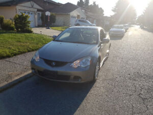 2002 Acura RSX base Coupe (2 door)92KMS 1Owner Receipts