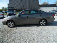 2004 Toyota Camry 5-SPEED~And Other TOYOTAs~FINANCE AVAIL