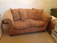 Duresta 2 Seater Sofa & 2x Armchairs