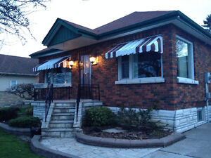 2+2 Bedroom House for Rent in Bowmanville