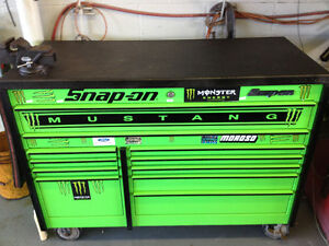 Snap on master series roll cab (tool box)