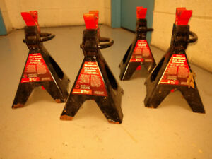 2-ton Axle Stands