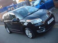 2010 10 PLATE Citroen C3 Picasso 1.6HDi 8v ( 90bhp ) VTR+ Airdream+ 5dr - Black