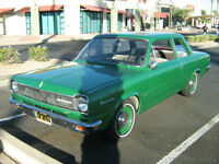 WANTED ANY 2DR AMC RAMBLER