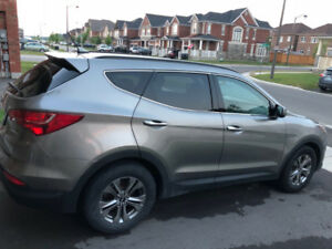 2015 Hyundai Santa FE for sale in Caledon