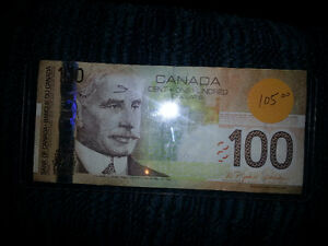 LOOKING TO PURCHASE OLD PAPER MONEY FROM B4 1989................ London Ontario image 2