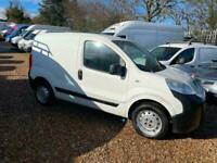 2012 Peugeot Bipper 1.3 HDi 75 S [non Start/Stop] PANEL VAN Diesel Manual