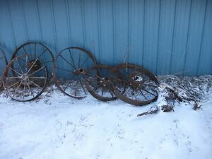 Old Steel Wheels Belleville Belleville Area image 2