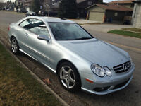 2005 CLK 500 $2500 Service Completed/Winter Tires&Rims 90%