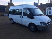 2006 Ford TRANSIT 300 MWB minibus