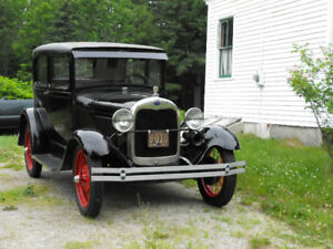 29' Model A Ford - $10,000