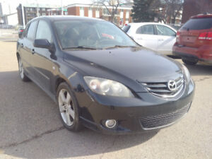 *** PAYMENT OPTIONS *** 2005 Mazda 3 Sport *** ALL APPROVED ***