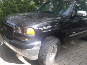 2000 GMC Sierra SLE.   As Is